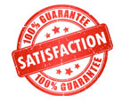 Ask about our satisfaction guarantee!